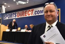 Mike Ashley Frasers Group profit warning