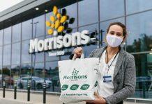 Morrisons voucher discount covid-19 pandemic