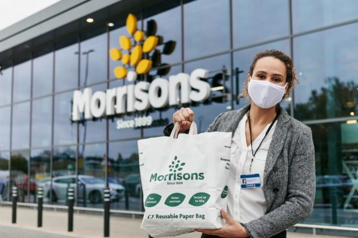 Morrisons voucher discount covid-19 pandemic