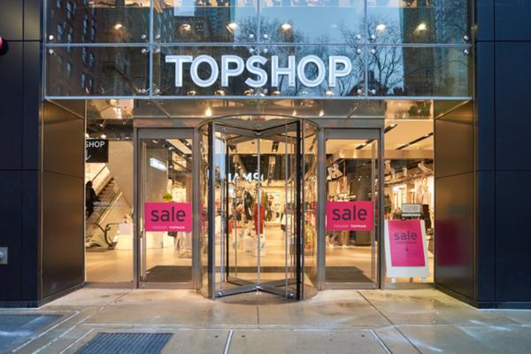 Arcadia administrators seeking bids of £200m for Topshop