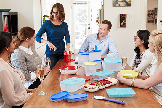 Tupperware-style retail sees 45% growth in 2020