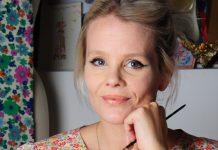Cath Kidston Holly Marler creative director Liberty Alexander McQueen Temperley London