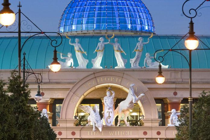 Canadian pension fund acquires Manchester's Trafford Centre after Intu collapse