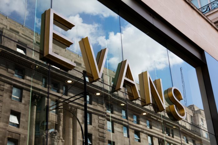 Arcadia's Evans brand sold to Australia's City Chic Collective for £23m