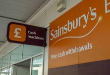 Sainsbury's bank Lesley Jones Simon Roberts