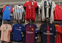 CMA to probe sportswear retailers over replica kits
