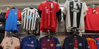 CMA to probe sportswear retailers over replica kits