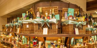 "Fortnum & Mason hampers running out as demand rises ""exponentially"""