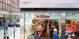 Cath Kidston makes a return to the high street with Piccadilly flagship
