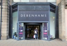 Debenhams administration furlough