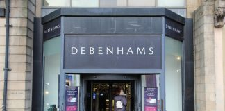 Debenhams administration furlough