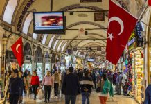 Turkey retail Turkish CarrefourSA A101 Migros Ticaret A.Ş BİM A.Ş