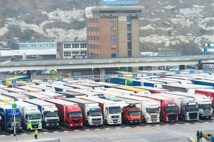 Dover port closure france ban covid-19