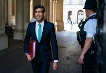 Chancellor Rishi Sunak announces £4.6bn lifeline for high streets