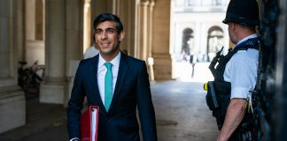 Chancellor Rishi Sunak announces £4.6bn lifeline for high streets