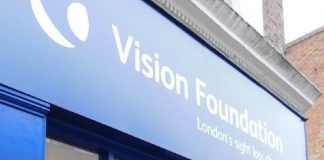 Vision Foundation Phil Beaven ebay charity shop retail community pandemic covid