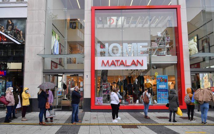 Matalan sales drop 11.2% over Christmas