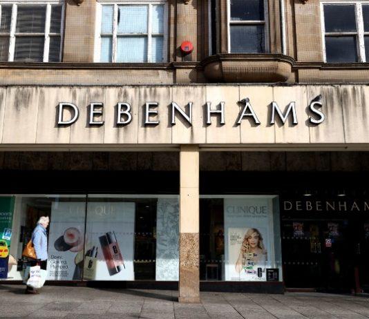 Debenhams FRP Advisory