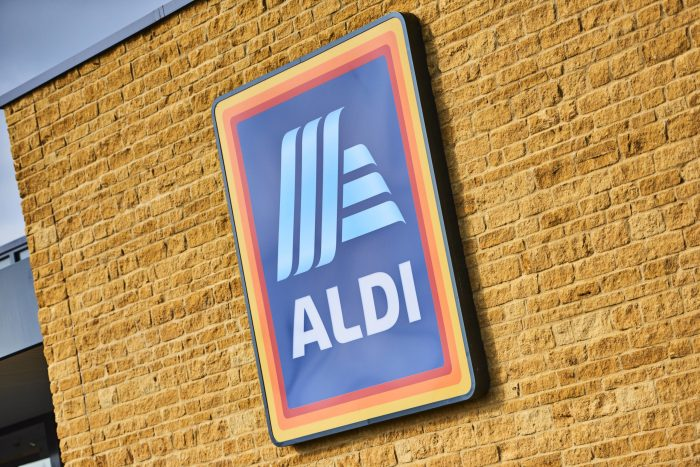 Aldi hails record Christmas sales