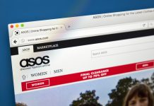 asos christmas trading update Nick Beighton