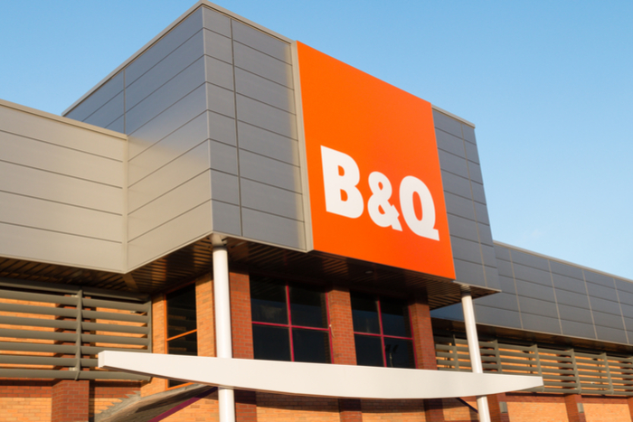 B&Q & Screwfix owner Kingfisher enjoys surging sales as DIY boom continues