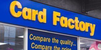 Card Factory given one-month waiver over loan breach