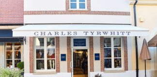 "Charles Tyrwhitt founder says sales ""literally fell off a click"" last year"