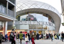 Debenhams co-CEO Steven Cook leaves amid winding down orders