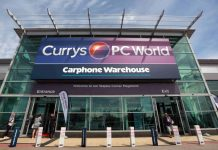 Dixons Carphone trading update Alex Baldock