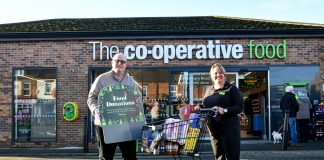 Co-op customers donate over 22,000 meals in Christmas food bank appeal