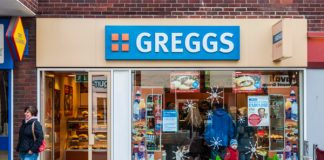 Greggs warns profits will not recover until at least 2022