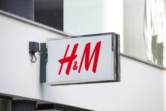 H&M trading update covid-19 pandemic lockdown