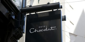 Hotel Chocolat COVID-19 pandemic