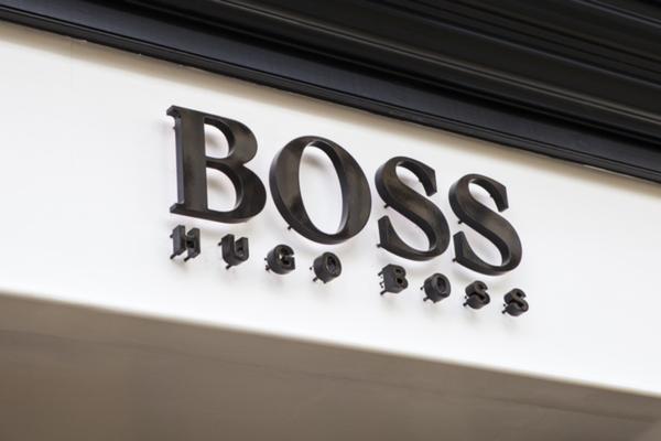 Frasers Group Mike Ashley Hugo Boss