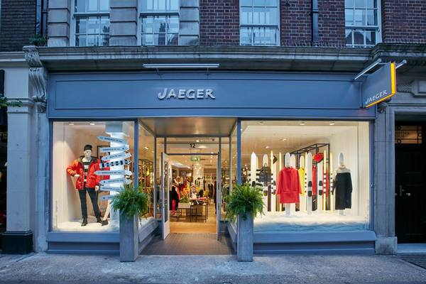 M&S rescues Jaeger from administration but stores set to close