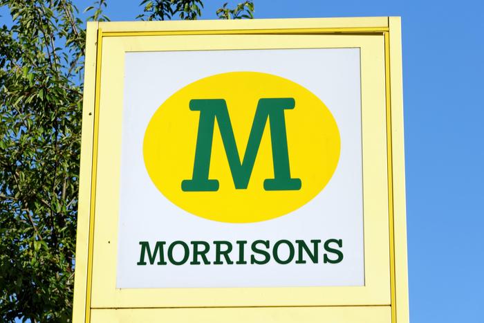 Morrisons Christmas covid-19 pandemic