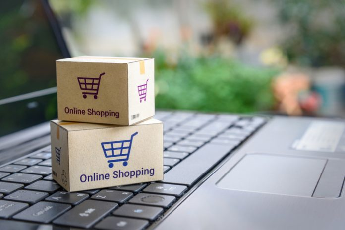 Online retail sales growth hit 13-year high in 2020
