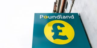 Poundland shuts 44 stores as part of lockdown measures
