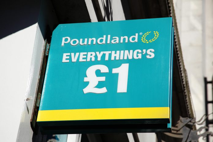 Poundland posts rise in Christmas sales