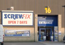 Screwfix hits £2bn annual sales milestone