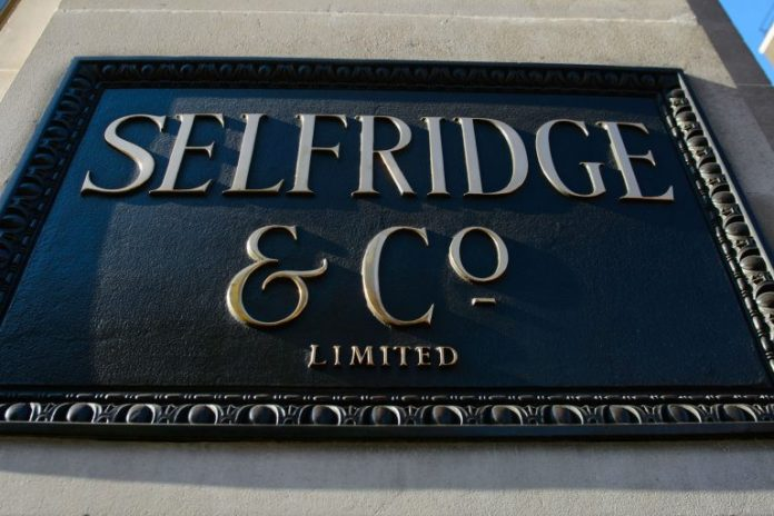 Selfridges Anne Pitcher