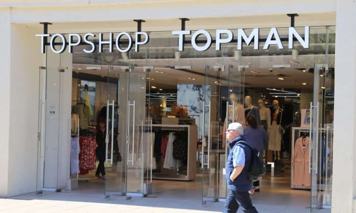 Next in pole position to buy Topshop