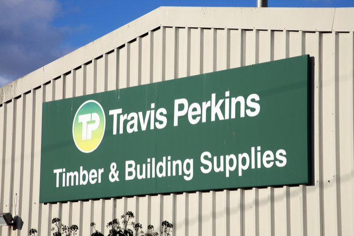 Travis Perkins Wickes Jasmine Whitbread