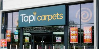 Tapi Carpets trading update James Sturrock covid-19 pandemic lockdown