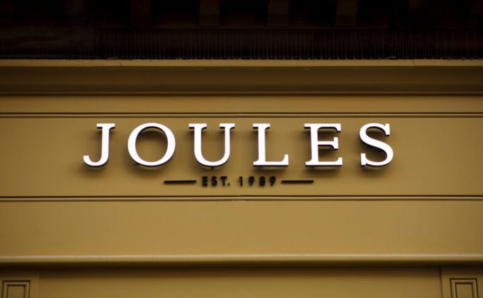 Joules trading update covid-19 lockdown pandemic