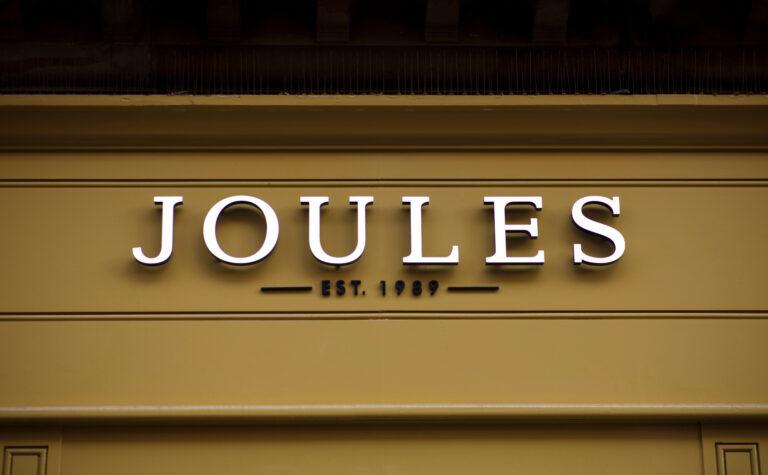 Joules COVID-19 pandemic lockdown trading update nick jones