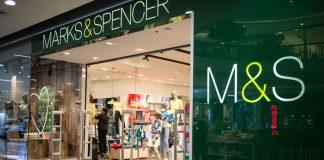 Marks & Spencer M&S Steve Rowe