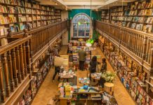 Nielsen BookScan bookseller book shops