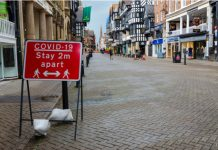 Centre for Retail Research job losses redundancies COVID-19 pandemic lockdown