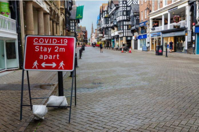 Centre for Retail Research job losses redundancies COVID-19 pandemic lockdown